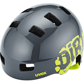 UVEX Kid 3 Bike Helmet Children grey